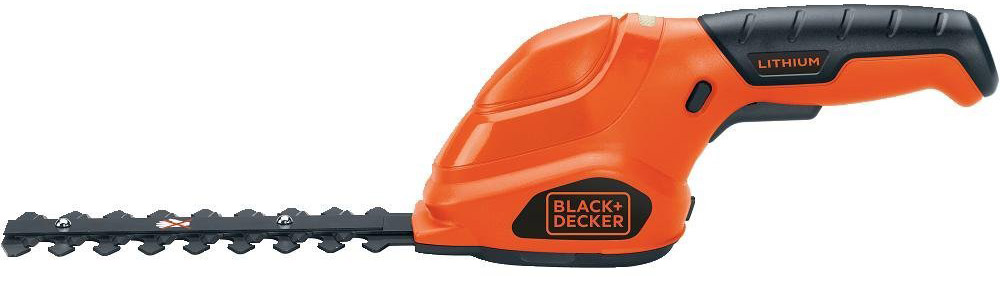 BLACK+DECKER GSL35 3.6-Volt Lithium-Ion Cordless Compact Grass Shear