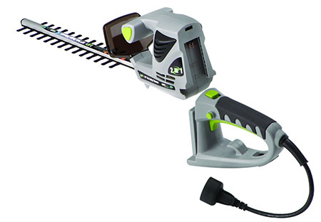 Earthwise CVPH41018 Pole Hedge Trimmer