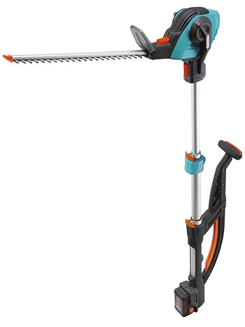 GARDENA 8882-U Telescopic Hedge Trimmer