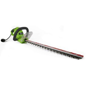 Greenworks 22122 Dual Action Electric Hedge Trimmer